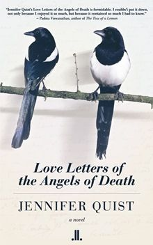 Love Letters of the Angels of Death on CBC Books http://www.cbc.ca/books/2014/11/love-letters-of-the-angels-of-death.html