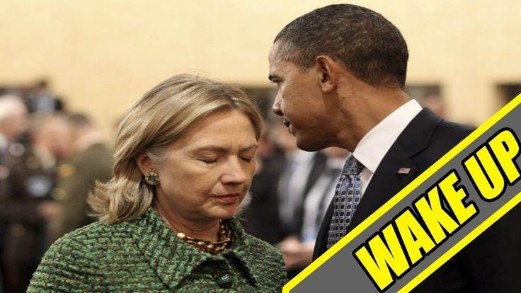 BREAKING! ICE Agent Refuses Obama's HUSH MONEY, Exposes Hillary's Treaso...