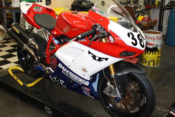 #ducati 2009 Ducati Superbike Ducati 848 / 1100evo Hyper Engine Hybrid please retweet