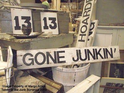 Gone Junkin'