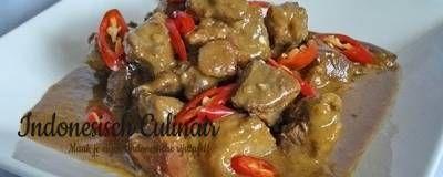 Babi Rujak - Indonesisch recept | m.indonesisch-culinair.nl
