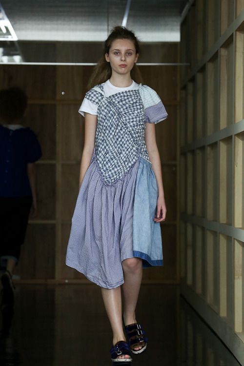 [No.60/70] tricot COMME des GARÇONS 2013春夏コレクション | Fashionsnap.com