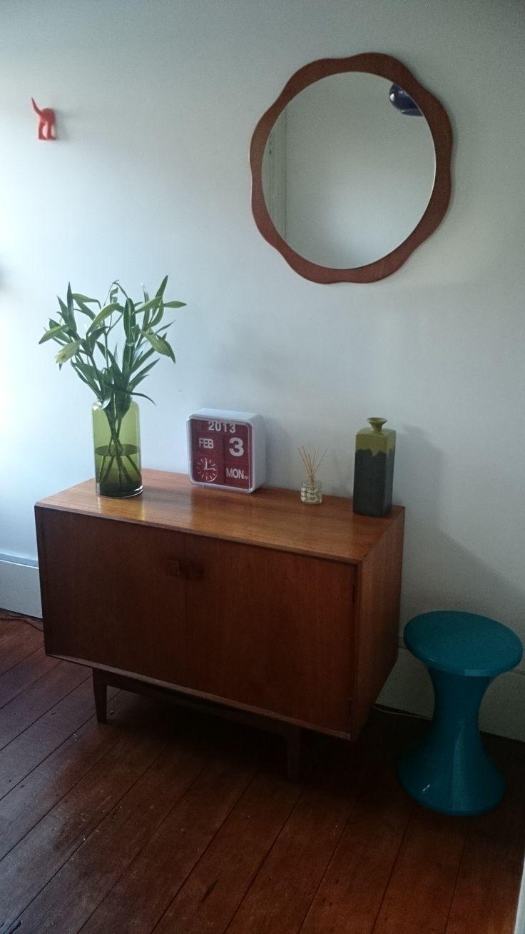 My home - Kofod Larsen cabinet