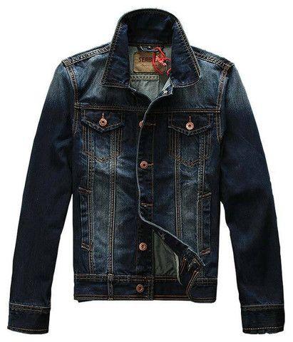 Jackets - Seabar 185 Premium Denim Jacket