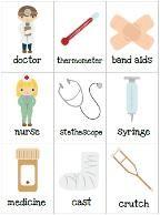Doctor Preschool Pack from Homeschool Creations.