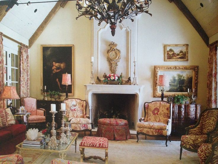 French Country Christmas Decorating Ideas: 1000 Best Images About CHARLES FAUDREE -DESIGNER On
