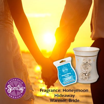 The ultimate Honeymoon Hideaway! #scentsyhoneymoon