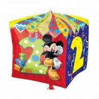 Shape Cubez Mickey Mouse Age 2 $17.95 U28628