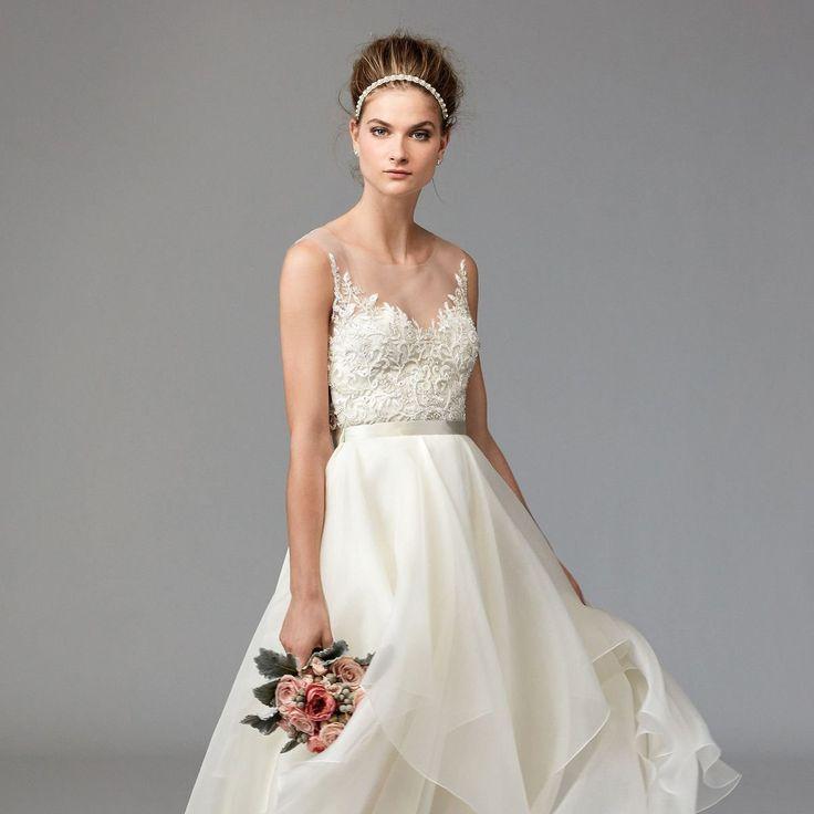 Watters   Watters wedding dress, Watters bridal, Ball ...