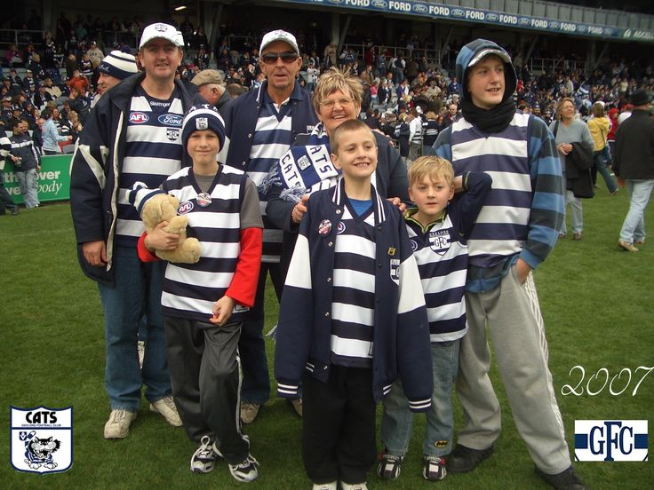 After the 2007 Grandfinal win