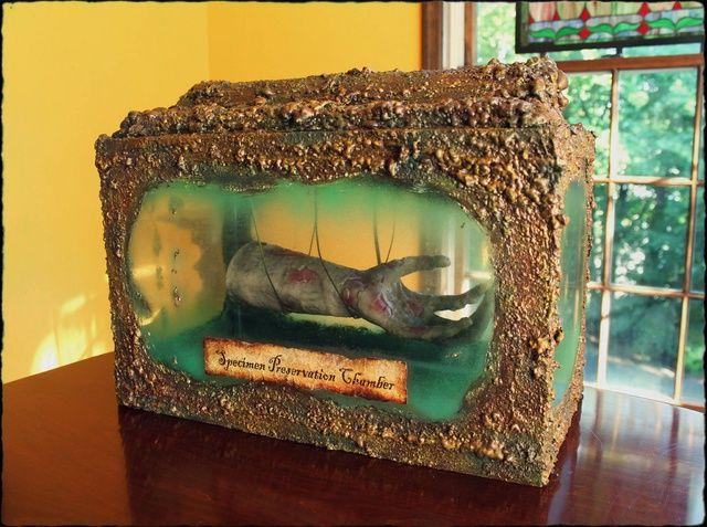 27 best spooky kookie props images on Pinterest Halloween - halloween fish tank decorations