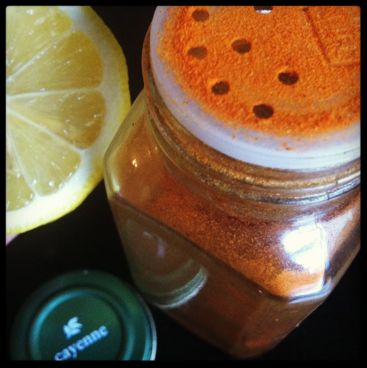 """Lemon cayenne water is a great way to cleanse your body regularly even when you're not """"on a cleanse."""""""