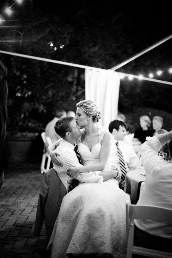 romantic wedding photo moment