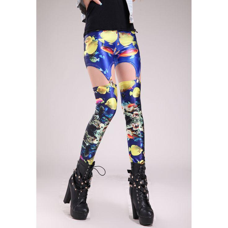 Sexy Straps Stretch bedruckte Leggings Unterwasser Motiv #Stretch #Straps #Leggings #Leggins #Legings #Legins #Farb #Motiv #Motivlegging #Hose 16.90 EUR inkl. 19% MwSt. zzgl. Versand