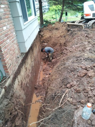 31 Best Images About Basement Waterproofing The Right Way On Pinterest French Drain System