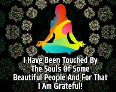 I am indeed sincerely #GrateFul Bella's and Beau's. A #Peaceful and #Blessed weekend to you all. ♥ Bella ♥