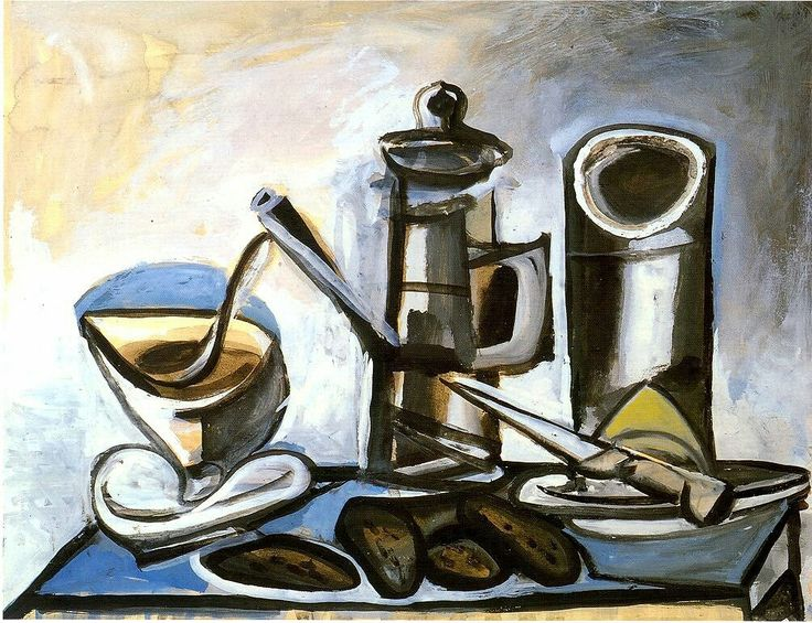 38 best Picasso Still Life images on Pinterest | Picasso paintings ...