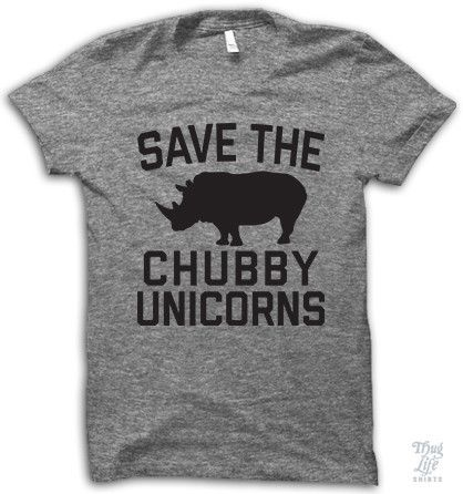 Save the chubby unicorns!