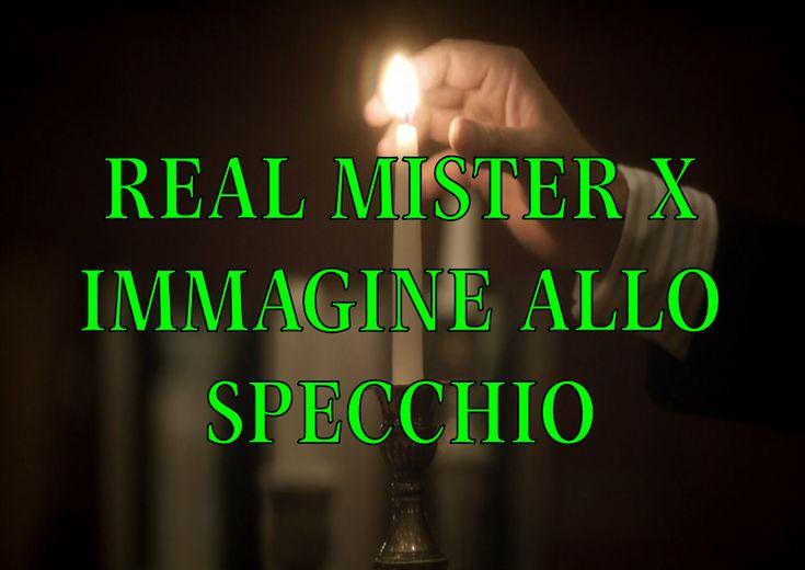 Esperimento paranormale: Cosa capita alla nostra immagine specchiata quando non guardiamo?