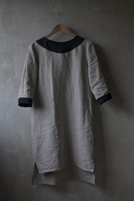 gorgeous tunic by Tõnis and Marlen