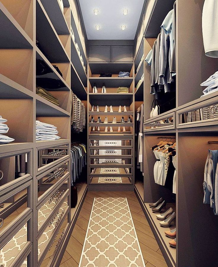 Divine Design Decor (@divine_design_decor) On Instagram: U201cCheck Out  This Narrow Closet