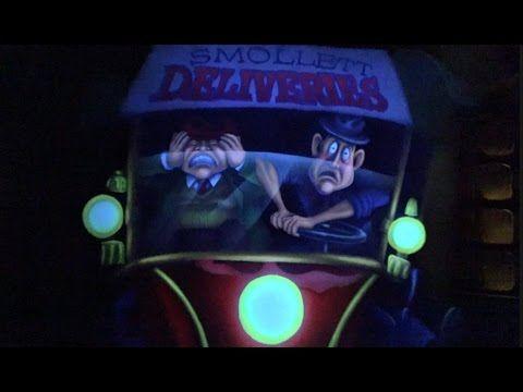 This video is attraction ride view of Mr.Toad's Wild Ride at California Anaheim Disneyland.  Thank you for your coming, and please check more video. https://www.youtube.com/user/TheDuffyChannel  カリフォルニア、アナハイムのディズニーランドのファンタジーランドにある古参アトラクション、「トード氏のワイルドライド」のアトラクションライドビューの様子です。  その名前に恥じないかなりワイルドな乗り心地になっていますw 映画「イカボートとトード氏」がモチーフのアトラクションですが、映画の内容を知っている人も知らない人もはちゃめちゃな乗り心地にあっという間にライドタイムが終了しますw そのため何度でも乗りたくなる珍妙な感覚に陥ること間違いなしですw