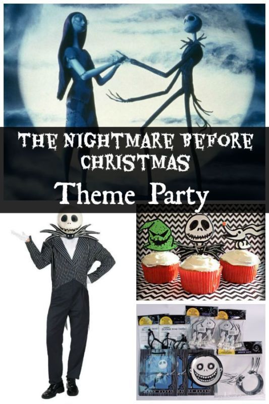 """Tim Burton's most beloved film, """"The Nightmare Before Christmas"""" tells the spooky but sweet story of Jack Skellington and his search for meaning in life. The beautiful animation and catchy songs keep the movie popular even after 20 years. Throw a themed party based on the film and thrill guests with games, decorations, and snacks inspired by the fantastical film and its ghoulishly fabulous cast of characters. Browse this eBay guide to get more ideas for your Jack and Sally soiree."""