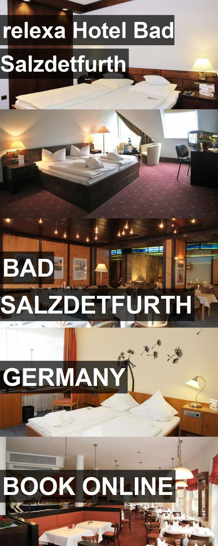 relexa Hotel Bad Salzdetfurth in Bad Salzdetfurth, Germany. For more information, photos, reviews and best prices please follow the link. #Germany #BadSalzdetfurth #travel #vacation #hotel