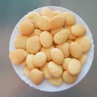 Fotografie receptu: Dětské piškoty