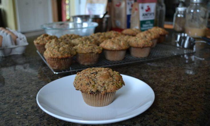 Power Muffins | Anita's Organic Mill