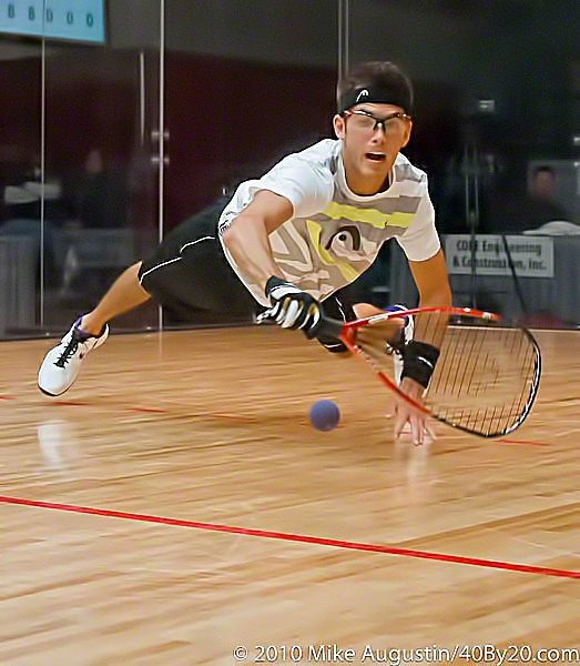 Learn to Play Racquetball - YouTube