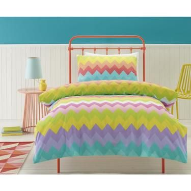 Kids House Gelati Quilt Cover Set Multicoloured Double | Spotlight Australia