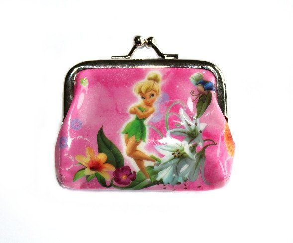 This cute purse is a great add-on gift for a little girl! Available in 4 different designs and at only $2, who wouldn't want one! Tinkerbell Purse - Solo