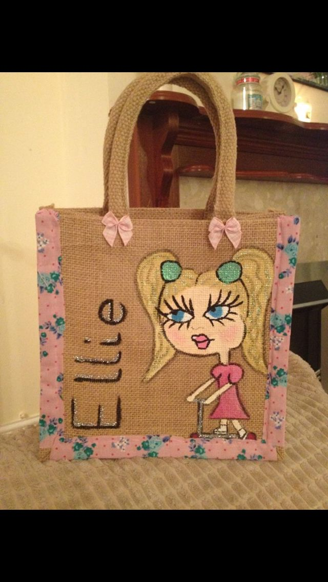 17 best images about clairabella on pinterest jute bags for What kind of presents do guys like