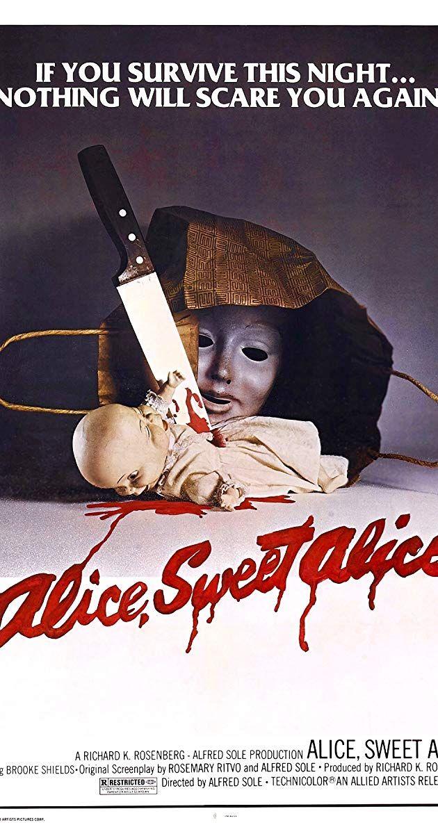 Alice Sweet Alice 1976 Imdb