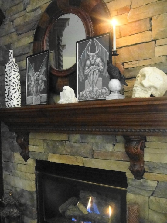 Spaces Fireplace Mantel Design, Pictures, Remodel, Decor And Ideas   Page 41