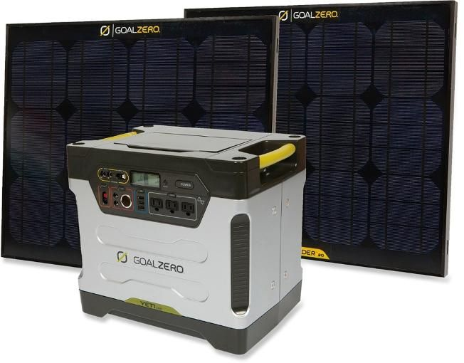 if you're willing to do some homework and learn about solar power that you can get a much cheaper system setup in your home, etc. You're paying for convenience here in this setup.