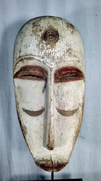Maison de ventes aux enchères en ligne Catawiki: Masque Africain -  FANG - GABON