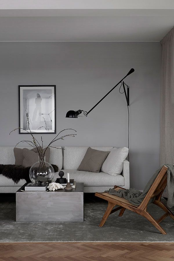 A sophisticated look with quality furnishings and tactile materials - Beautiful!