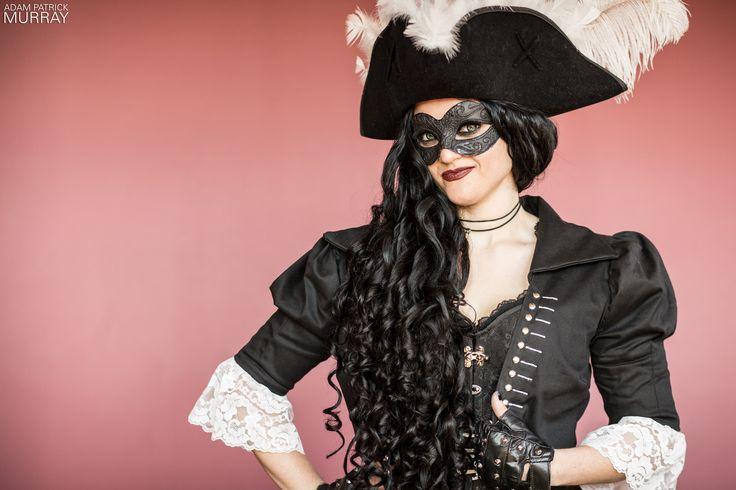 ElfyAubrie Pirate Catwoman based on Noflutter's artwork Cosplay Photo - WorldCosplay photo by Adam Patrick Murray www.facebook.com/elfyaubrie #cosplay #pirate #catwoman #noflutter #artwork #piratecatwoman #cosplayer