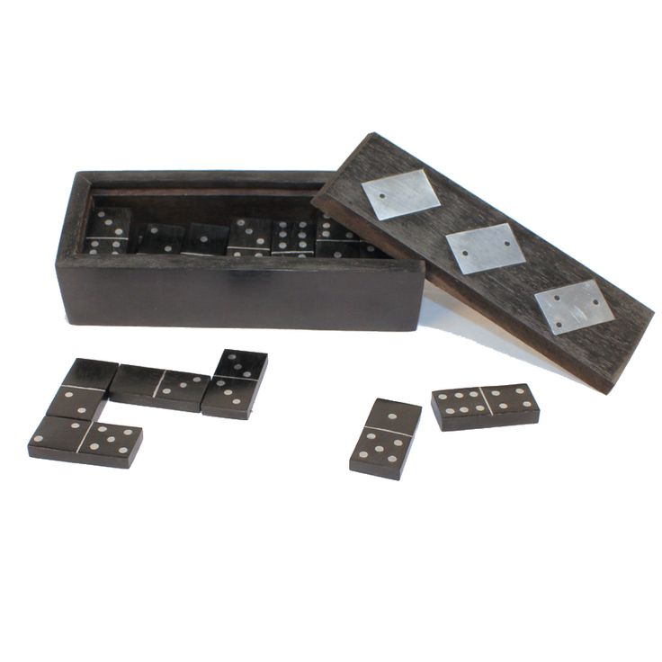Dominoes Boxed Set - Perfect gift for Dad