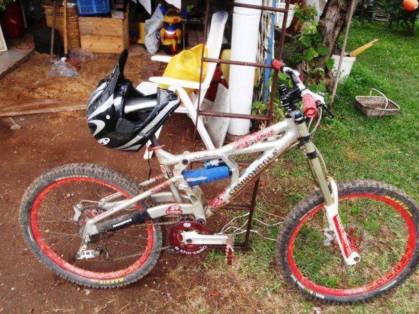 Cannondale Judge DH Bike