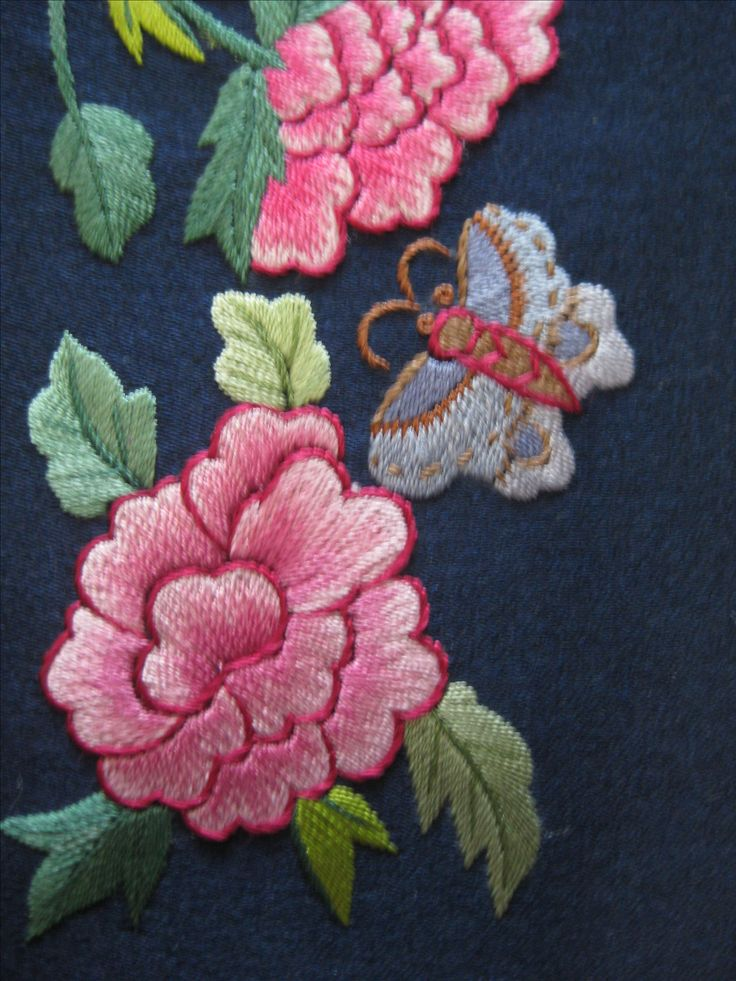 korean embroidery | did end up buying a couple of little pieces i may keep them or use ...
