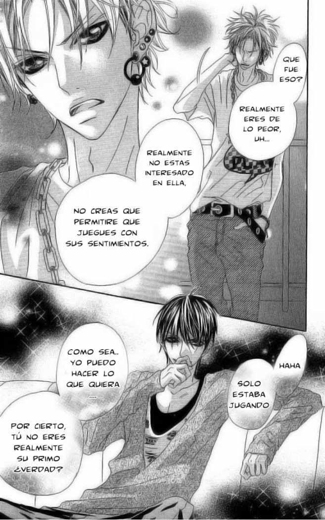 Konya kimi ni ai ni iku 3 página 5 - Leer Manga en Español gratis en NineManga.com