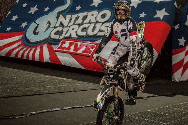 Bilko - Blake Williams at Nitro Circus