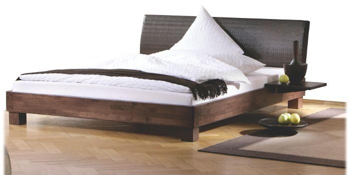 780 Bettgestell Wood-Line Ivio Lecco - Unsere besten Angebote an Matratzen, Lattenrosten, Bettgestellen und Bettwaren