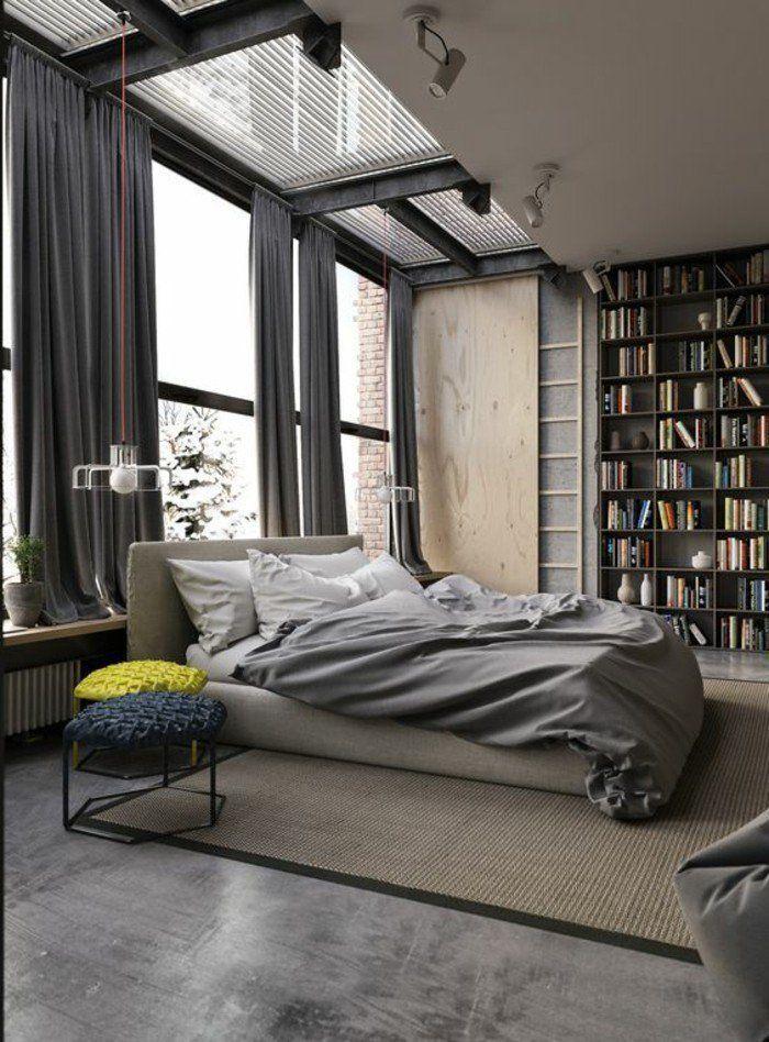 Idees Chambre A Coucher Design En 54 Images Sur Archzine Fr A