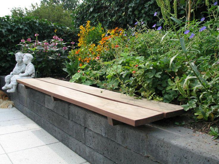 Deze oplossing voor een tuin met hoogteverschillen is goed gevonden?!