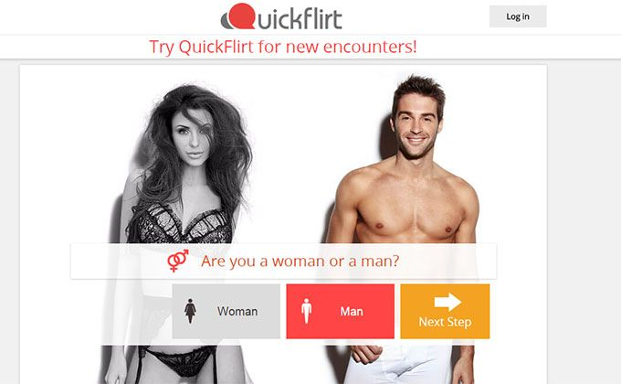 QuickFlirt › Dating sites reviews