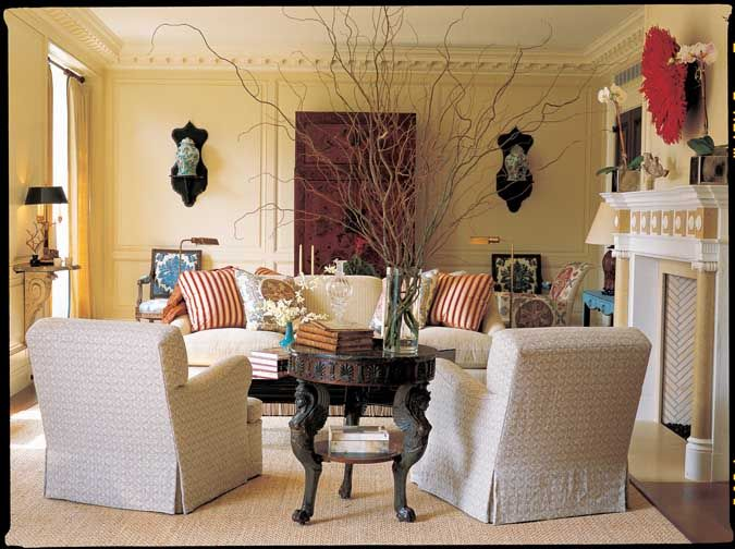 Living Room Yellow Rug 268 best brightly colored rooms images on pinterest
